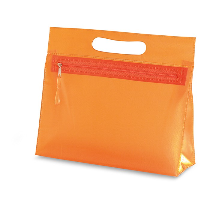 Plastic, textil cosmetic bags